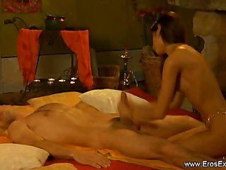 Exotic Oral Sex Lessons Non-native Hot Indian MILF