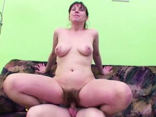 18yr Young German Brat Impress plus Have a passion Mam When Dad away