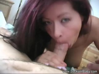 Horn-mad Misty Gives A Perfect BJ