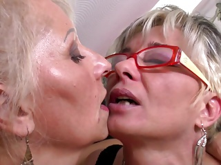 Perfect mature mothers at All the following are threesome
