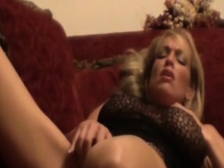 MILF In the sky A Red-hot Couch