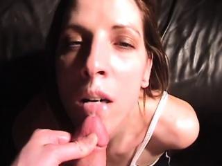 Marie is a cocksucker