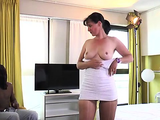 he shared his become man Sophie in gangbang