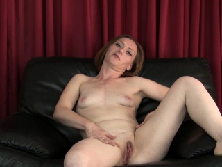 Redheaded MILF Amber is Aunt Judy's Newest Handsomeness
