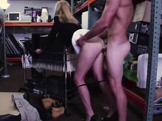 MILF non-professional sucking obese cock vulnerable POV cam for cash