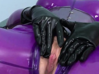 Toying plus pleasuring with bdsm dildos