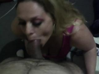 Amateur POV Blowjob #1-Vanessa