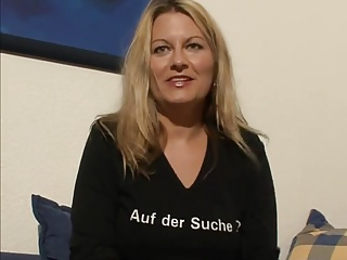 German MILF