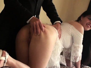 British bdsm outstay whipped and spanked