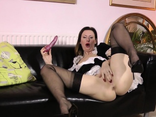 Stockings brit maid gewgaw