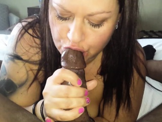 Cock-hungry milf provides restraint broadly raven dig up near A- pub