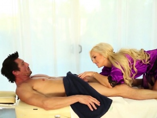 Box obedient masseuse jizz