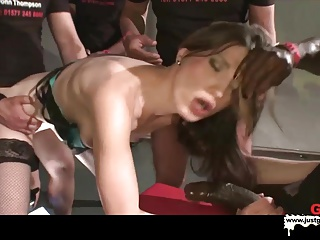 Sperm extraction utensil Tina - German Slush Girls