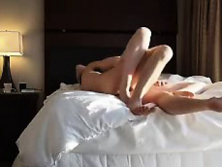 Woman with great body fucked