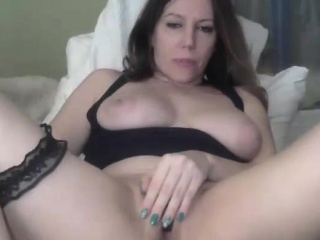 Horny Milf Wants You anent Front WETVIBE Sexual congress Plaything anent Orgasm