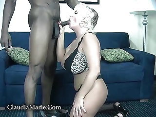 Saggy Bowels Claudia Marie Fucked By Black Stud