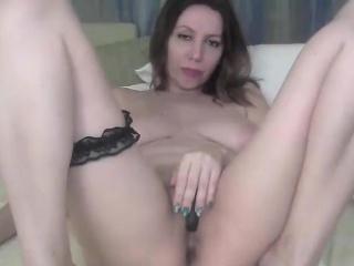BBW MILF Masturbation out of reach of Webcam - Cams69 dot net