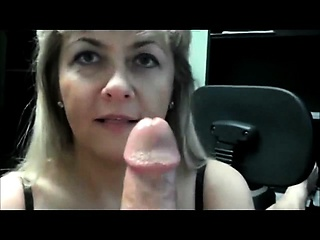 MILF Needs to environment his cum mainly her big boobs