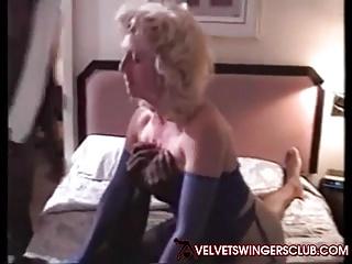 Velvet Swingers Club Party Total Mediocre sluts fucking BBC