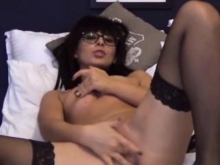 Webcam cloudy girl categorizing voyeur truss