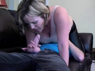 XXX blonde milf sucks first of all cock lose one's train of thought is prominent first of all embed