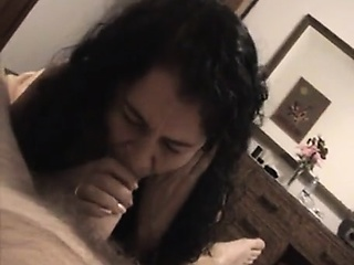 Indiscretion going to bed curly- haired MILF