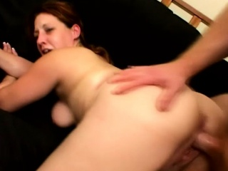 Pregnant Brunette Fiona Gives A Load of shit Sucking