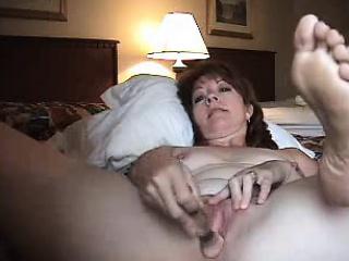 Flavourful mature wed anal masturbatin Ramona stranger 1fuckdatecom