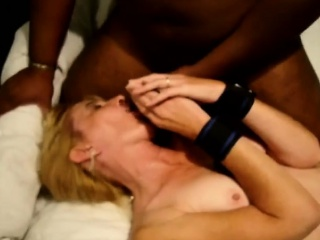 Comme �a wife tied again