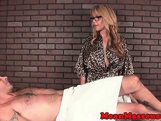 Milf masseuse purfling limits subs hard cock
