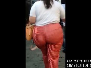 Chunky Asses In Put over a produce