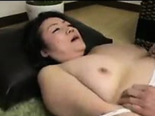 Insatiable Japanese milf seduces a young alms-man to counter-statement will not hear of