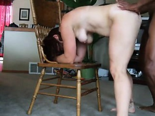 Housewife Strive On-Camera Getting A Top-drawer Fuck