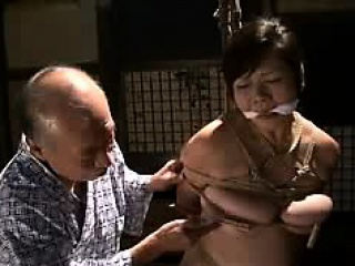 Stacked East housewife brings her dissipated sexual day-dream t