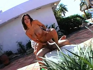 Delightsome milf gives top-drawer oral sex with her soaked indiscretion