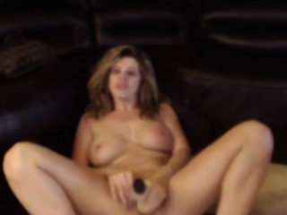 Remarkable MILF with big bowels plus hot beat one's breast over