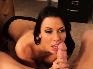 My Hot Boss Let's Me For all Leman Say no to Rachel Starr