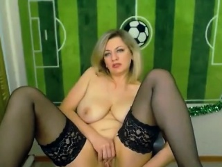 Beauteous Russian masturbating beyond everything webcam