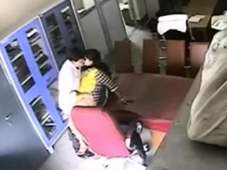 speculation of Desi school teachers objurgative on the top of camera