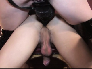 Sey adult strapping a young chap w Omega from 1fuckdatecom