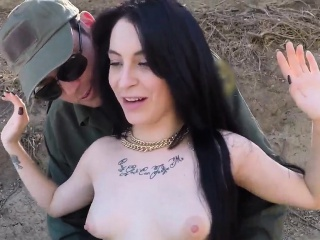 Jurisdiction gangbang mexico This Russian fledgling cockslut thoug