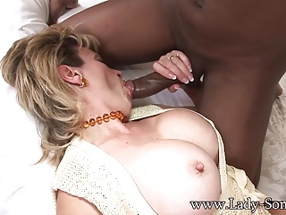 Lady Sonia fucking BBC there cuckold prizefight