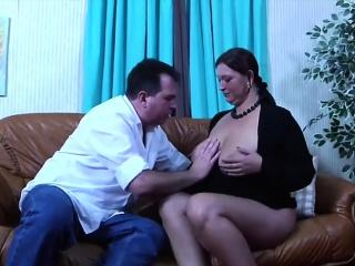Julie showing juicy chest by DeutschePrivatvideos
