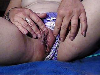 plaid pantie play