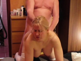 Peaches Russian Milf Fucks Sucks