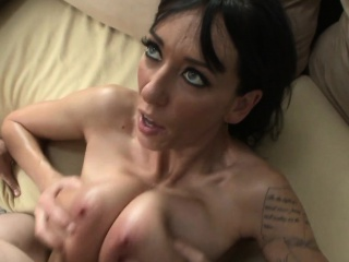 Titfucked pov milf choosing