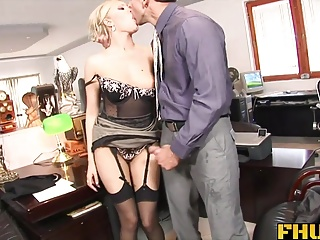 Fhuta - Caught alongside finger in pussy, fucked wide of dramatize expunge boss