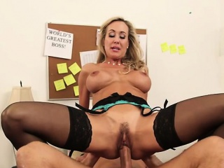 Hot milf hardcore together with facial