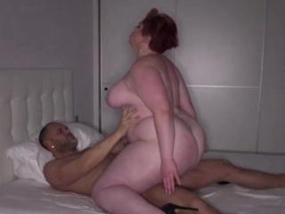 Obese horny Milf Amor banged take make an issue of dark