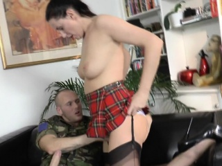Gagged british milf assfucked for ages c in depth tiedup